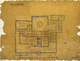 Plan of ground floor